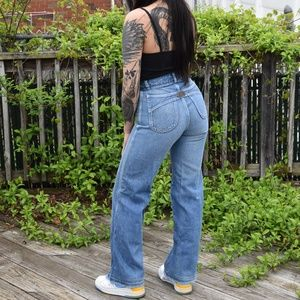 Vintage 1970s Levi Strauss High Waisted Jeans